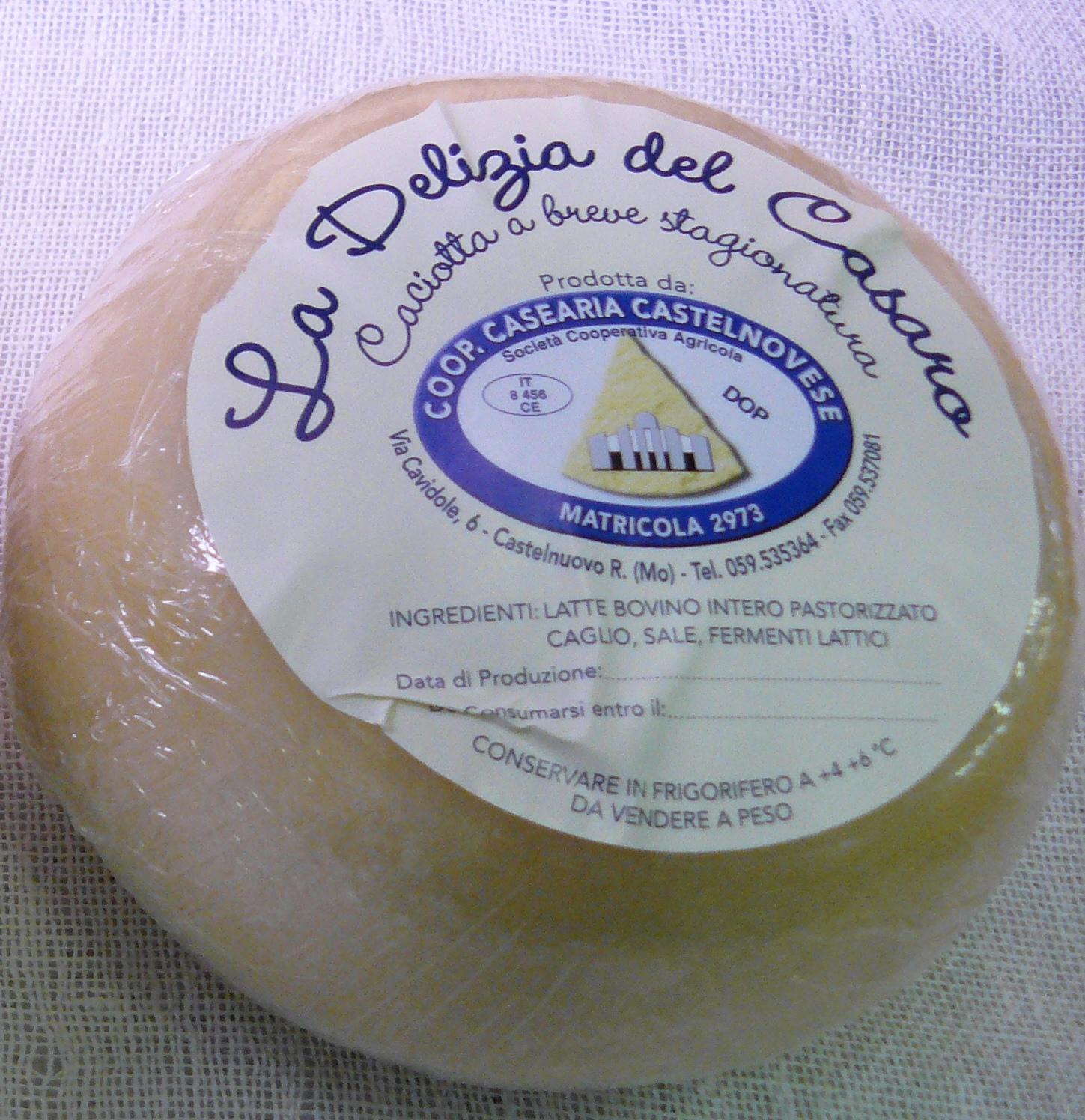 Caciotta Image